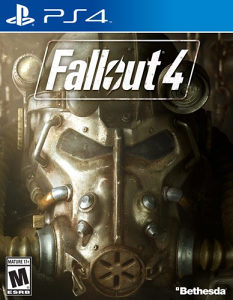 Fallout 4- PS4