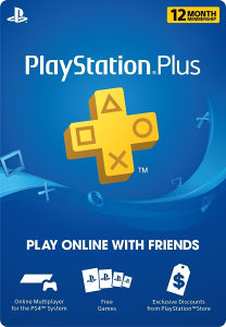 PlayStation Plus 365 dana USA PSN Godina PS
