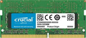 Crucial SO-DIMM 8GB DDR4 2400
