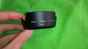 Zonerica lens hood HB 69 Nikon
