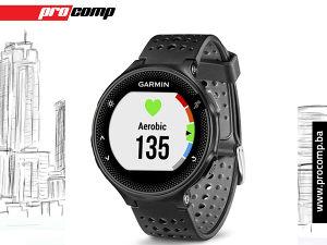 Smartwatch Garmin ForeRunner 235 Optic Black