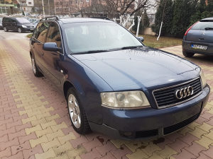 Audi A6 1.9tdi 2003 Akcija