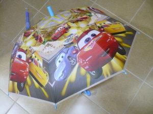 Kišobran auta cars 6 dječiji