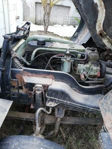 Mercedes 814 kamion
