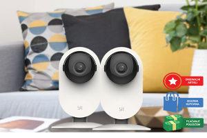 2x Yi home camera 720p 2 komada HD sigurnosna kamera