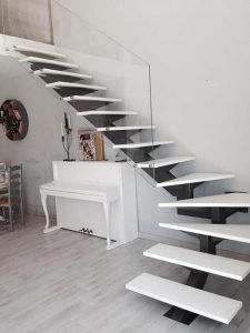 Stepenice,stepeništa, konstrukcija