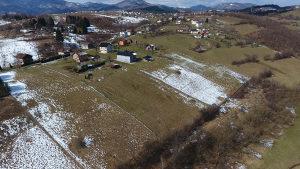 Prodaje se zemljište: HADŽIĆI - OSENIK- DEOVIĆI