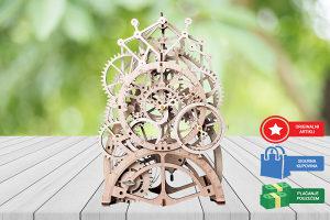 Drvene 3D puzle za djecu i odrasle Pendulum sat puzzle