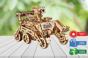 Drvene 3D puzle za djecu i odrasle Curiosity puzzle