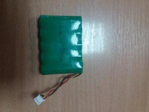 Baterija 5xAA Nih 1.2V 1800mAh