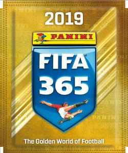 Sličice PANINI FIFA 365 2019