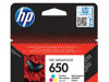 Tinta HP col br. 650 (CZ102AE)