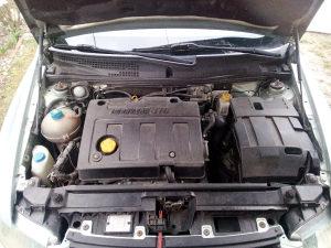 Motor fiat fijat stilo 1,9 jtd  ko nov 85kw jos u autu