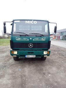 Kamion Mercedes 1317 kiper