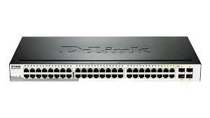 D-Link switch web upravljivi DGS-1210-52 (DGS-1210-52)