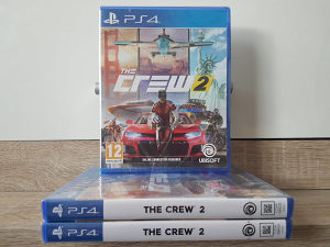 The Crew 2 PS4 (Xbox One)