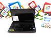 Laptop Lenovo G500; Core i7-3612QM; 8GB RAM; 120GB SSD