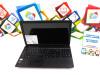 Laptop Toshiba C50-A-19; Core i3-3110M; 4GB RAM; SSD