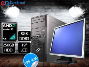 "Komplet računar sa 8GB DDR3 i LCD 19"" monitorom"