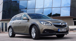 Opel Insignia Country Tourer, 2.0 CDTI, 4x4, Automatic