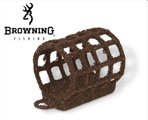 Browning AKZ-COATED FEEDER L L BROWN 3.0cm 80g 4.0cm (6656080)