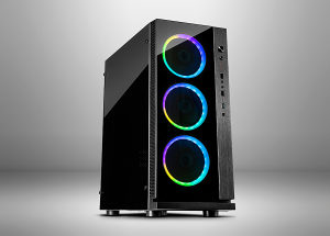 INTER-TECH Midi W-III RGB