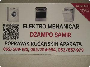 POPRAVAK VEŠ MAŠINA i mašina za SUĐE ZENICA-062-589-185