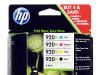 KOMPLET ink HP št. 920XL (C2N92AE)