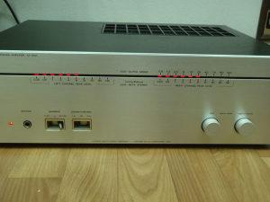 LUXMAN M-120A stereo power amplifier