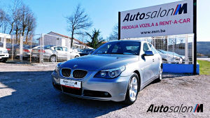 BMW E60 525d Business paket