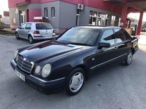 Mercedes Benz E 220 Dizel