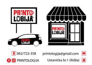 NALJEPNICE/NALJEPNICA - REKLAMA/CERADA - PORTALE/AUTO