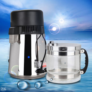 Destilator vode, uredjaj za destilaciju H2O Inox
