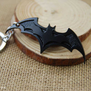 Privjesak za ključeve BATMAN BLACK