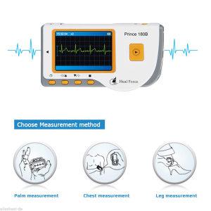 EKG Monitor prenosni, otkucaji srca NOVO