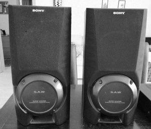 Zvučne kutije Sony zvučnici