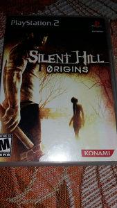 SILENT HILL ORIGINS PS2 igrica