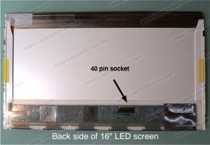 16 LED 40 pin