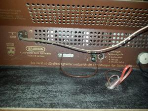 Grunding komora (TV, radio, gramofon)