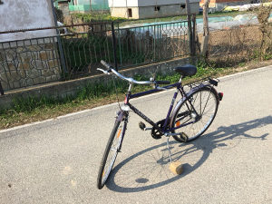 Veliko musko biciklo bauer 28 inch tockovi