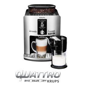 KRUPS Aparat za kafu sa mlinom EA82FE10