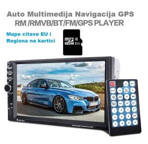 Auto Radio Navigacija GPS,Video, MP3 ,USB,Touchscreen