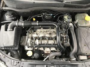 Opel Astra gtc 1.3 cdti motor 66kw