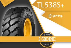 20.5R25 TRIANGLE TL538S+ 20.5 R25 (20.5 25)