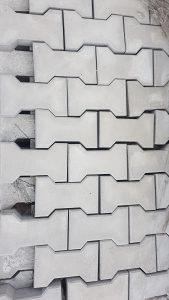 Betonski pločnici 22x14x6