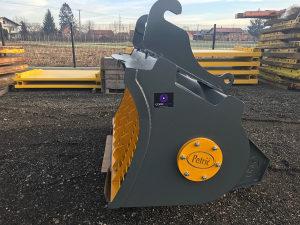 Kašika za miješanje betona PETRIČ 300-900 litara