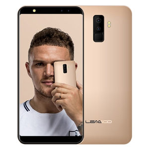 Leagoo Smartphone M9 Black/Gold