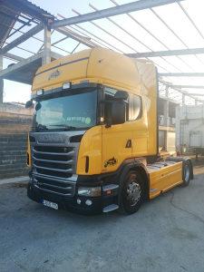 SCANIA R440 EURO6