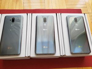 LG G7 ThinQ 64 GB Sivi stanje 10/10 TOP CIJENA