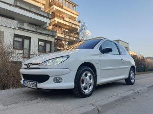 Peugeot 206 xs, Pezo 206 xs